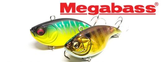 Раттлины Megabass