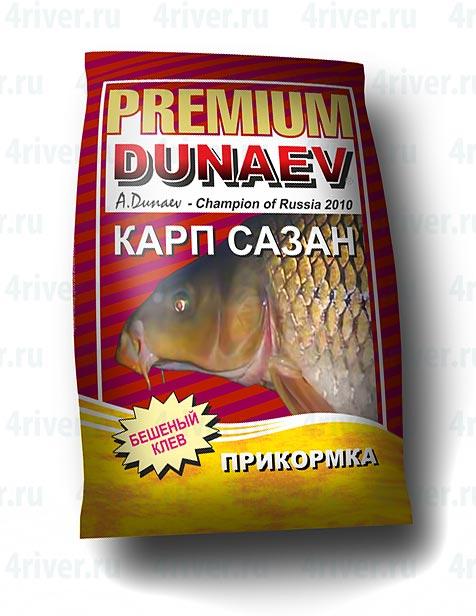 прикормки для рыбы дунаев