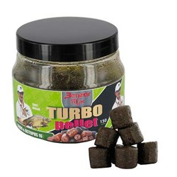 Benzar Mix Turbo Pellet 8мм Squid & Octopus - фото 12622