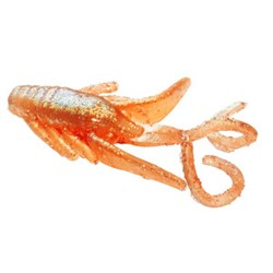 Нимфа Berkley PowerBait Micro Sparkle Nymph Orange - фото 13849