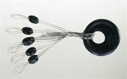 Стопор Резиновый Olive Rubber Stopper M 6шт/уп - фото 34892