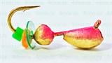 Мураши 2,5 Золчёный+Цвет, Пайетка 0,3гр 3шт