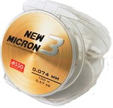 Asso New Micron 3 50м 0,204мм