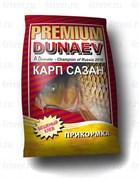 Прикормка Дунаев Премиум Карп Сазан 1кг