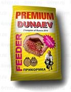 Прикормка Дунаев Премиум Фидер 1кг