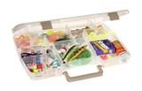 Plano 3870-00  Коробка для приманок с ручкой 381х285х57 мм