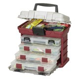 Plano 1354-00 Ящик для приманок с 4-мя коробками 3500  280х184х254 мм