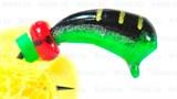 Банан 3 Укороченный, Художественная Раскраска, Бисер 0,3гр