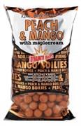 Dynamite Baits бойлы тонущие 15мм. Peach & Mango 1кг.