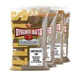 Dynamite Baits пелетс 900гр Carp 8 мм