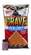 Dynamite Baits прикормка Crave base mix & Liquid Kit 1kg