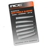 ACE Anti Tangle Sleeves - Clear отводчик поводка длинный прозрачный