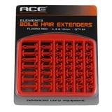 ACE Boilie Hair Extenders - Fluoro Red стопор-увелечитель длинны волоса красный