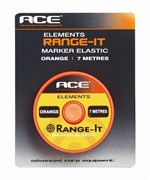 ACE маркерная резина Range-It Marker Elastic x 7м оранжевый