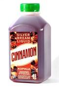 Silver Bream Liquid Cinnamon 0,6л (Корица)