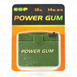 Drennan ESP Power Gum 12м 14Lb Green