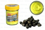 PowerBait Dough Natural Scent Fish Pellet S-h Yellow