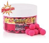 Бойлы Dynamite Baits Плавающие 15мм The Crave Fluro