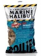 Бойлы Dynamite Baits Тонущие 10мм Marine Halibut 1кг