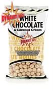 Бойлы Dynamite Baits Тонущие 15мм White Chocolate & Coconut Cream 1кг