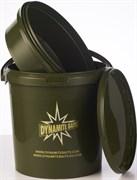 Ведро Пластиковое с Крышкой для Прикормки Dynamite Baits 11л