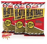 Пелетс Dynamite Baits Hemp and Sweetcorn Amino Match 8мм 900гр
