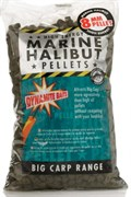 Пелетс Dynamite Baits Marine Halibut 10мм 900гр
