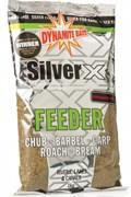 Прикормка Dynamite Baits Silver X Feeder Explosive Фидер 1кг