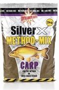 Прикормка Dynamite Baits Silver X Method Carp Карп 2кг