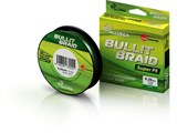 Плетеная Леска Bullit Braid Green 135м 0,18мм