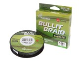 Плетеная Леска Bullit Braid Green 92м 0,12мм