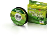 Плетеная Леска Bullit Braid Green 270м 0,10мм 5.5кг