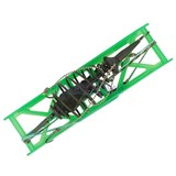 Бойловый монтаж на мотовиле Yuber-Fish Кормушка-спорт Конус 30гр 14см