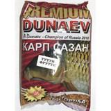 Прикормка Дунаев Премиум Карп Тутти-Фрутти 1кг