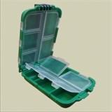 Коробка для Приманок Три кита СЧ-2 10 отделений 95*60мм