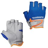 Перчатки Shimano 3D Advance Glove5 GL-022N Синий XL