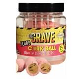 Бойлы плавающие Dynamite Baits 15мм. Pink Crave Fluro Cork Ball