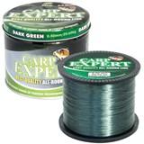 Леска Carp Expert Dark Green 1200м 0,35мм 13,75кг Metal Can