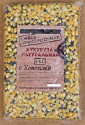Прикормочная Смесь Карпомания Кукуруза Натуральная с Коноплей Пакет 1кг