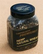 Прикормка Карпомания Premium Конопля Натуральная с Пшеницей. Банка 700гр