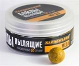 Бойлы Карпомания Пылящие Насадочные с Ароматом Мёда 20мм Банка 100гр