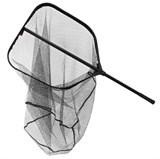 Подсачник Proguide большой (рукоятка анодированный алюминий, прорезиненная сеть)