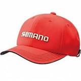 Кепка Shimano Basic Cap CA-031N цвет Красный размер Regular (58 см)