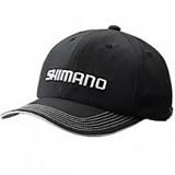 Кепка Shimano Basic Cap CA-031N цвет Черный размер Regular (58 см)