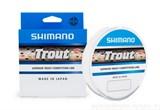 Леска Shimano Trout 150м 0,165мм 2,85кг