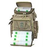 Рюкзак Рыболовный Aquatic РК-01 с 9 коробками FisherBox