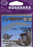 Трубка обжимная 1.6mm (30шт.) Kosadaka 1400BN
