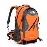 Рюкзак РН-01 The North Face цвет оранжевый, объем 40л