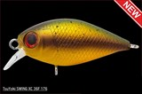 Воблер TsuYoki Swing XC 36F 0-0,8м 36мм 4,0гр цвет 176