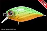 Воблер TsuYoki Swing XC 36F 0-0,8м 36мм 4,0гр цвет 700